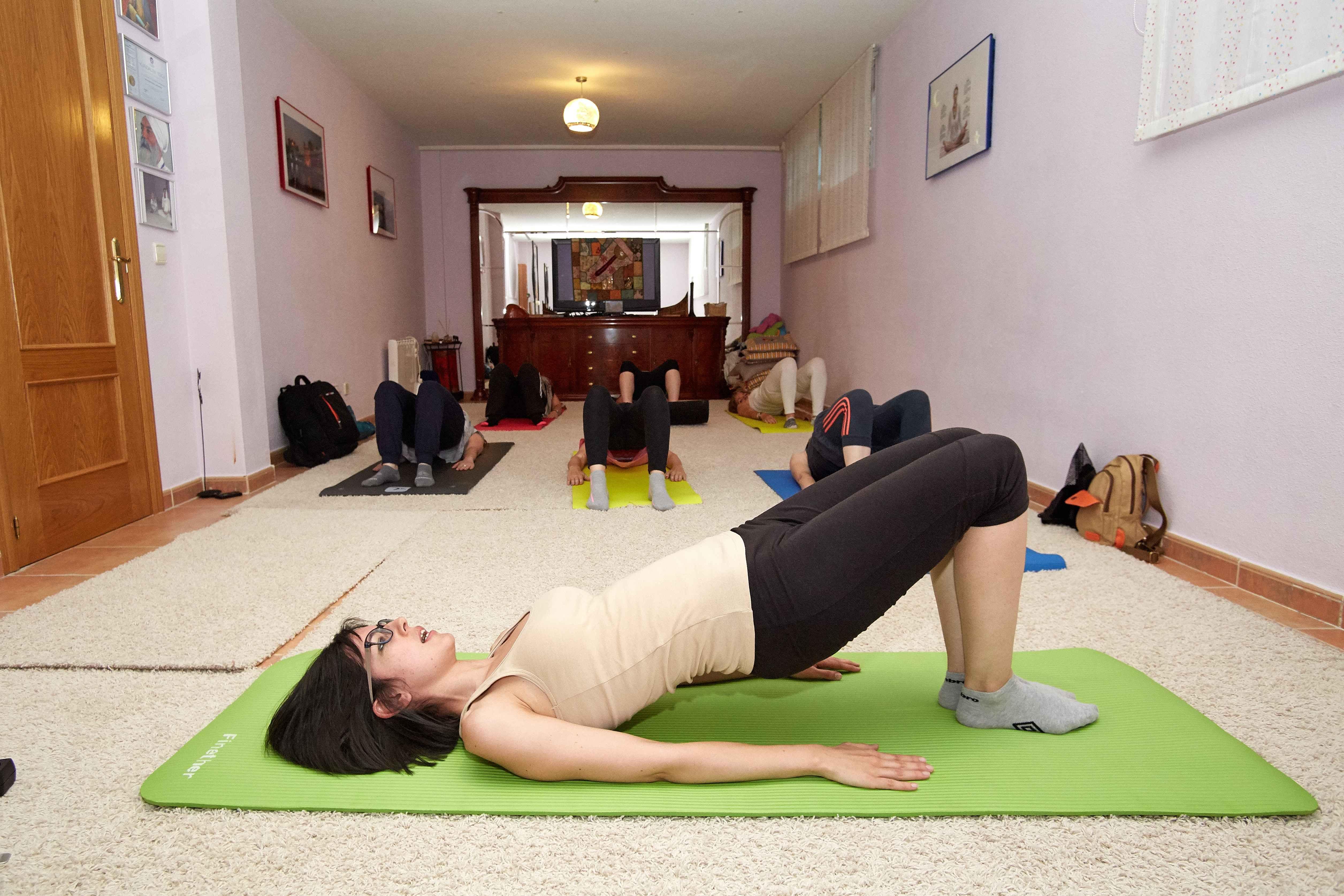 4 pilates